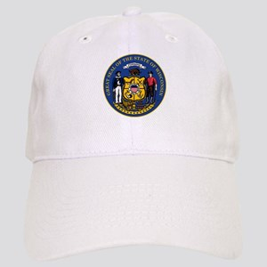Wisconsin State Seal Cap