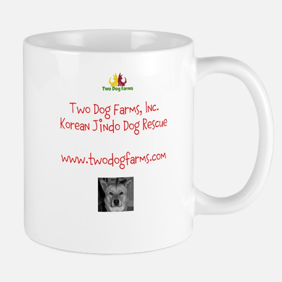 Two Dog Logo Mug
