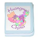Huangmei China baby blanket