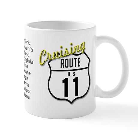 The Original Cruising Route 11 Mug Mug