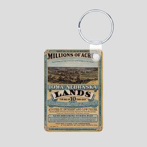Burlington & Missouri River Railroad Co. Land Sale