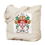Fitz Roe Coat of Arms Tote Bag