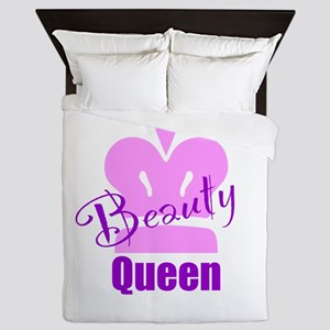 Beauty Queen Queen Duvet
