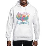 Election Gear for Dancers Hooded Sweatshirt