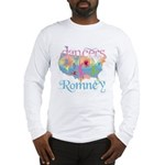 Election Gear for Dancers Long Sleeve T-Shirt