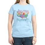 Election Gear for Dancers Women's Light T-Shirt