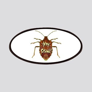 You Stink Stink Bug Patches