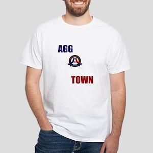 AGG TOWN White T-Shirt