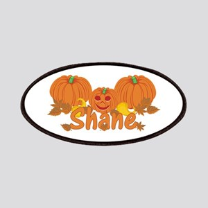 Halloween Pumpkin Shane Patches