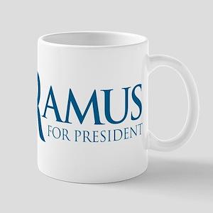 Romney Parody Ignoramus Mug