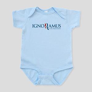 Romney Parody Ignoramus Infant Bodysuit