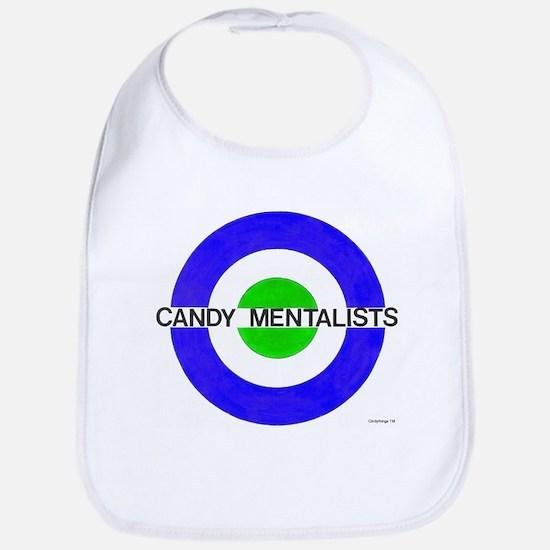 Mod Target (blue/green) Bib
