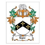 Eyre Coat of Arms Small Poster