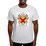 Eustace Coat of Arms Ash Grey T-Shirt