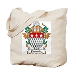 Esmonde Coat of Arms Tote Bag