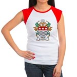 Esmonde Coat of Arms Women's Cap Sleeve T-Shirt