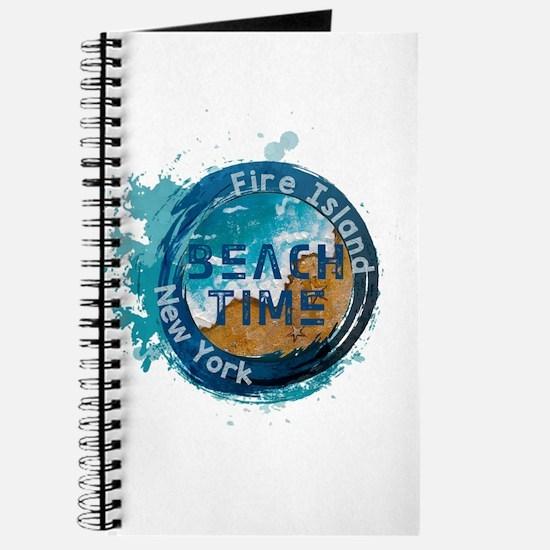 New York - Fire Island Journal