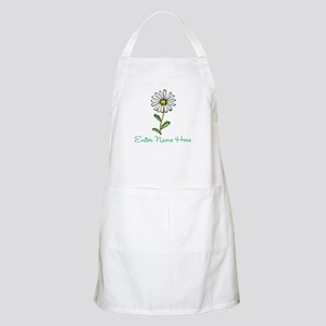 Personalized Daisy Apron