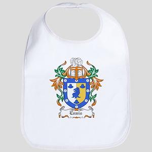 Ennis Coat of Arms Bib