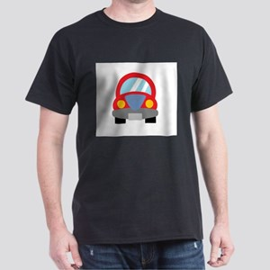 Red Car Dark T-Shirt