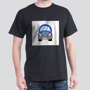 Blue Car Dark T-Shirt
