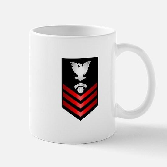 Navy Interior Comm Electrician First Class Mug