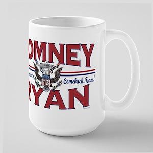 Romney Ryan 2012 Large Mug