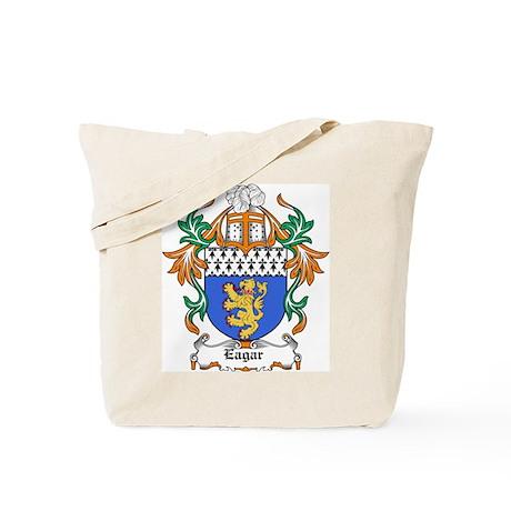 Eagar Coat of Arms Tote Bag