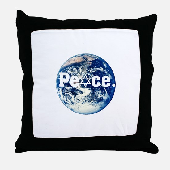 Support Israel Throw Pillow