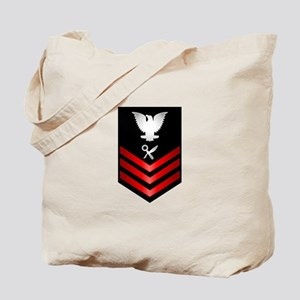 Navy Intelligence Specialist First Class Tote Bag