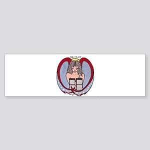 9-11 Angel Graphically Enhanced Sticker (Bumpe