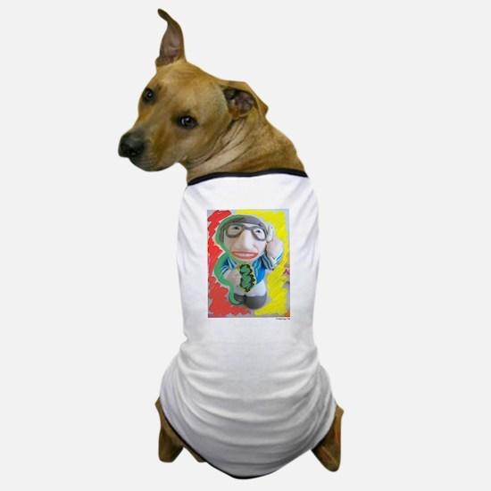 Pop Kreskin (red/yel) Dog T-Shirt