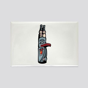 Native American Culture Rectangle Magnet