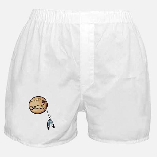 Native American Culture Boxer Shorts