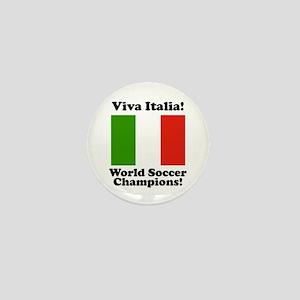Viva Italia Mini Button