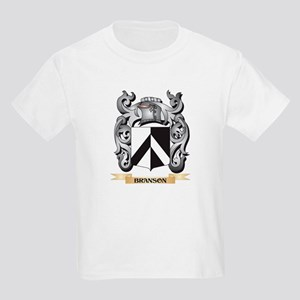Branson Family Crest - Branson Coat of Arm T-Shirt