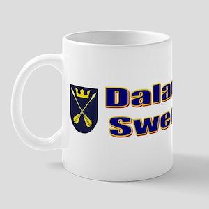 Dalarna Shield Mug