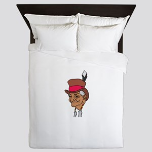Native American Culture Queen Duvet