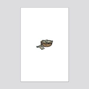 Native American Culture Mini Poster Print
