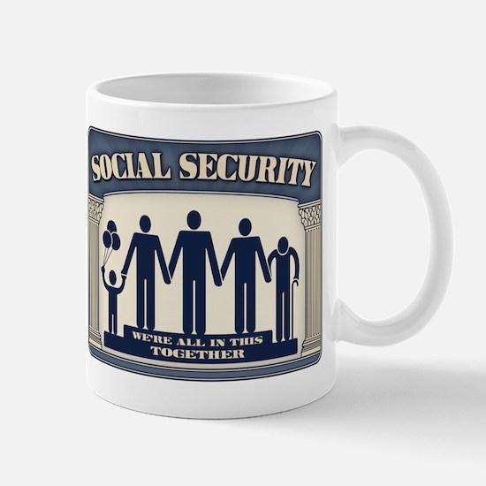 SSI Mug