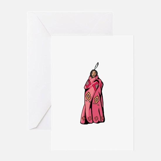 Native American Culture Greeting Card