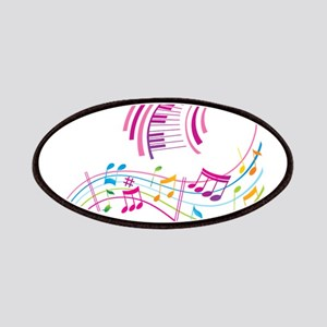 Music Art Patches