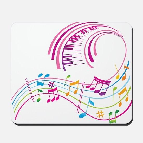 Music Art Mousepad