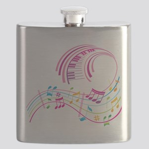 Music Art Flask