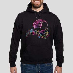 Music Art Hoodie (dark)