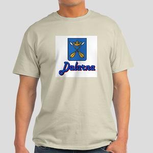 Dalarna New Ash Grey T-Shirt