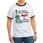 Liberty, Not Security Ringer T