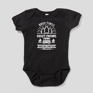 Amazing Camping Memories Shirt Body Suit
