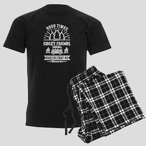 Amazing Camping Memories Shirt Pajamas