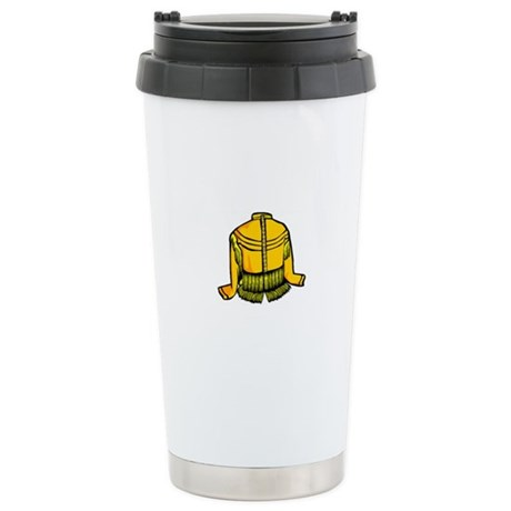Native American Culture Stainless Steel Travel Mug